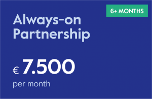 Always-on Partnership Good Company Pakket